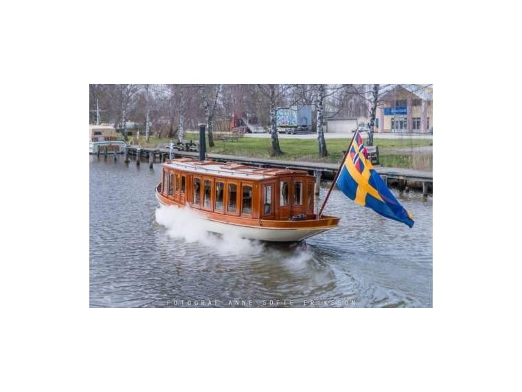 Holzklassiker Dampferboot 1892