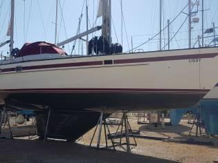 Najad Aphrodite 51 ft No 8 8 Ketch Sailingyacht