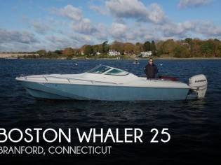 Boston Whaler 25