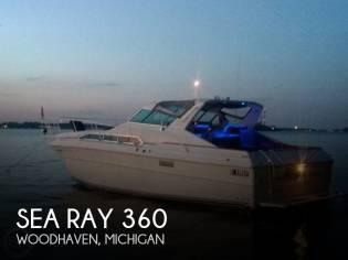 Sea Ray SRV 360 Express