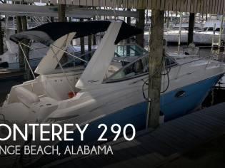 Monterey 290 Sport Cruiser