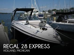 Regal 28 Express
