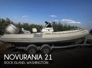 Novurania 21 Center Console