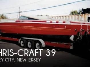 Chris-Craft Stinger 390X