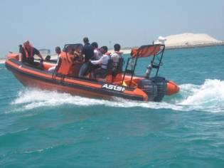 Ocean Craft Marine Solas Rescue 6.5M