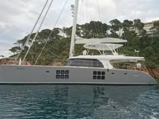 Sunreef Loft 60 Sailing Catamaran