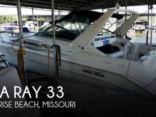 Sea Ray 310/330 Sundancer