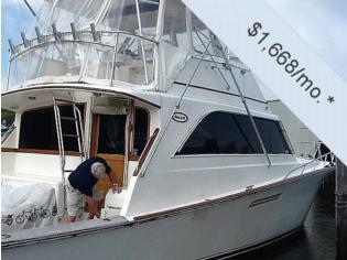 Ocean Yachts 55 Sport Fish