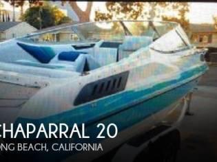 Chaparral 205 SL