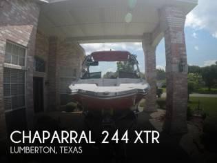 Chaparral 244 XTR