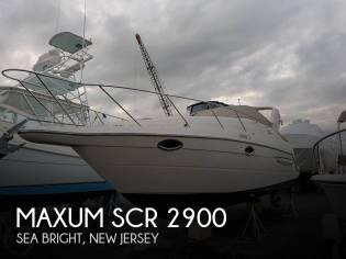 Maxum SCR 2900