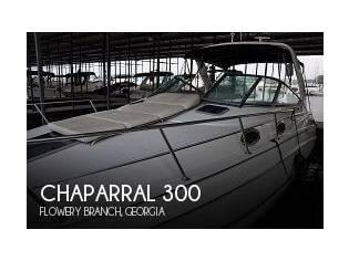 Chaparral 300 Signature