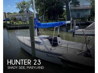 Hunter 23