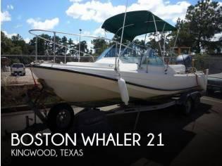 Boston Whaler Revenge 21