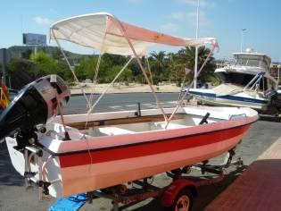 Obe Fisher / Pescador 470