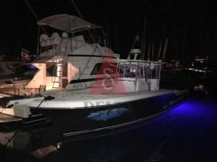 Custom Carolina Boatworks Buddy Davis 34 CC