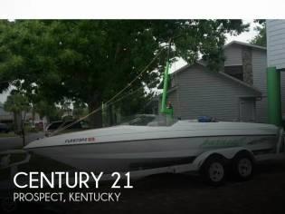 Century 21 CTS Parasail Boat