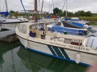 Gunfleet 19 Sea Angler