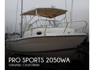 Pro Sports 2050WA