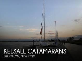 Kelsall Catamarans Racing Trimaran 42