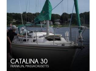 Catalina 30' Tall Rig