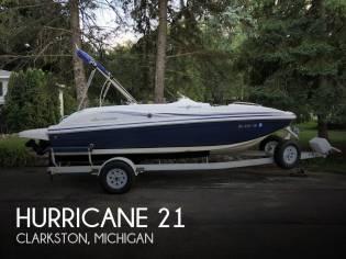 Hurricane Sundeck Sport 188