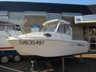 Saver 540 Cabin Fisher