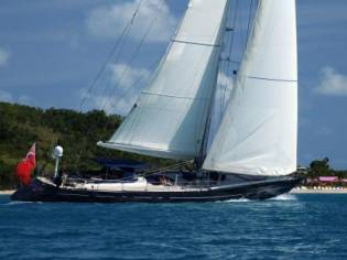 Trehard 90 Ft Aluminium sloop