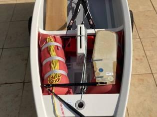 Optimist Winner, Vela North Sail R2