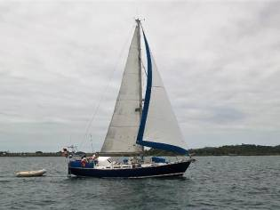 Lavranos Steel Cruising Yacht 43