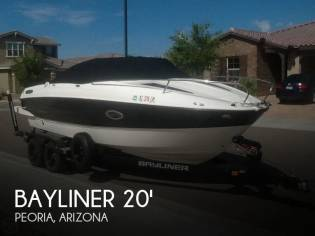 Bayliner Overnighter 642 Cuddy Cabin