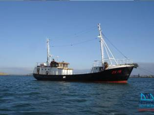 Trawler Charter Motor Yacht