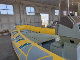 Italboats Stingher 620 XS