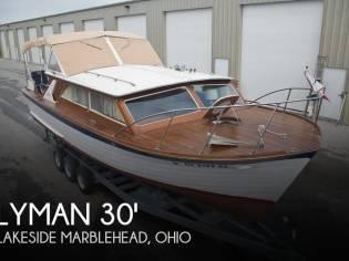Lyman 30' Express Cruiser