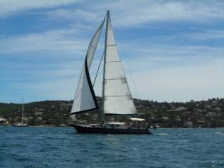 Motorsailer Grundel 50 one off