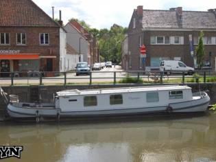 Tjalk 15m Houseboat