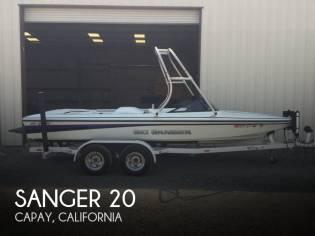 Sanger 20 DX II