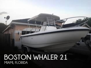 Boston Whaler 21 Outrage