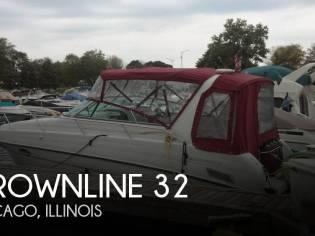 Crownline 32