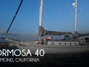 Formosa 41 Ketch