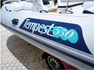 Capelli Tempest 550