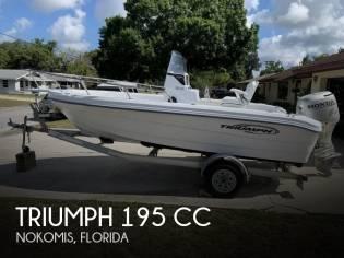 Triumph 195 CC