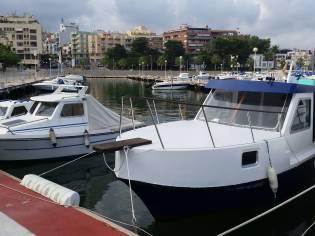 Suzuki Barca Cabinada