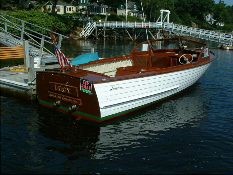 Lyman 23 Runabout En Florida Barcos A Motor De Ocasi N