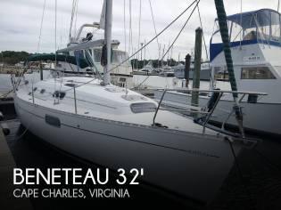 Beneteau 321 Oceanis