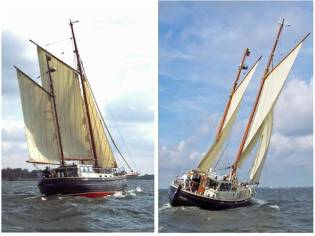 Colin Archer 1260 Bronsveen