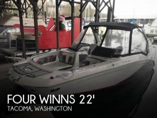 Four Winns HD 220 OB SS