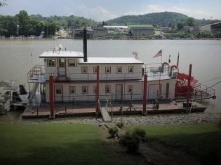 Custom 79 Sternwheel Paddleboat