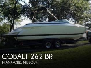 Cobalt 262 BR