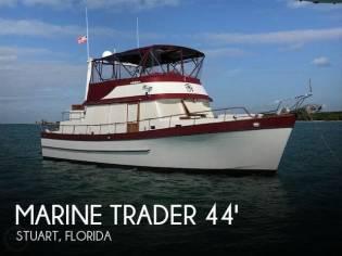 Marine Trader 44 Long Range Cruiser